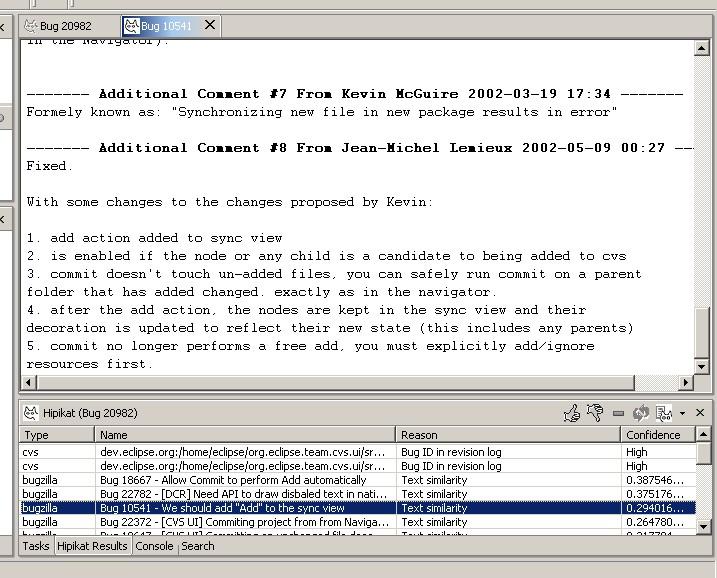 Sample Scenarios – Bug Report Template