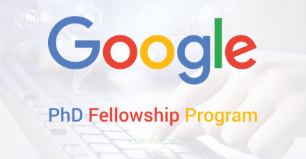 Google fellowship logo