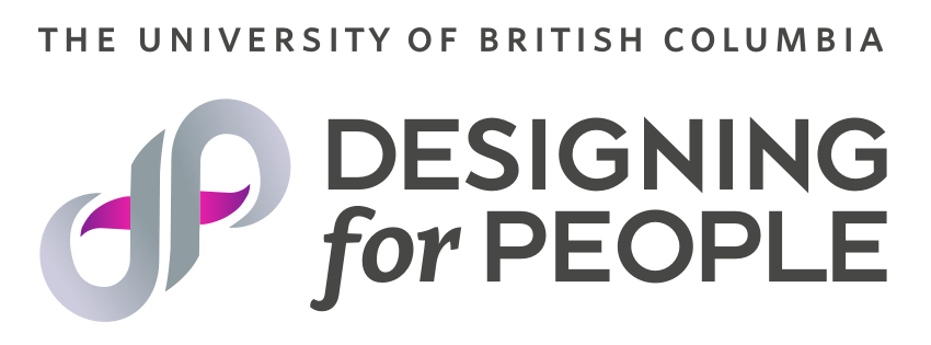 UBC - Designing for People