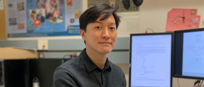 Christopher Chen Masters student