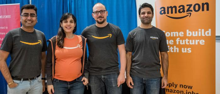 Amazon at TechFair