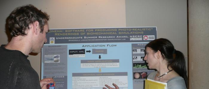 Poster presentations and discussion