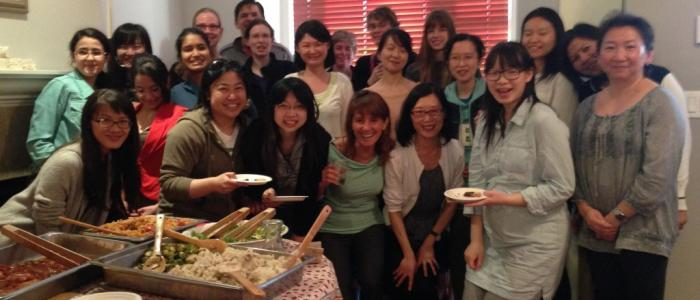 Committee for Outreach, Diversity and Equity Year-End Potluck