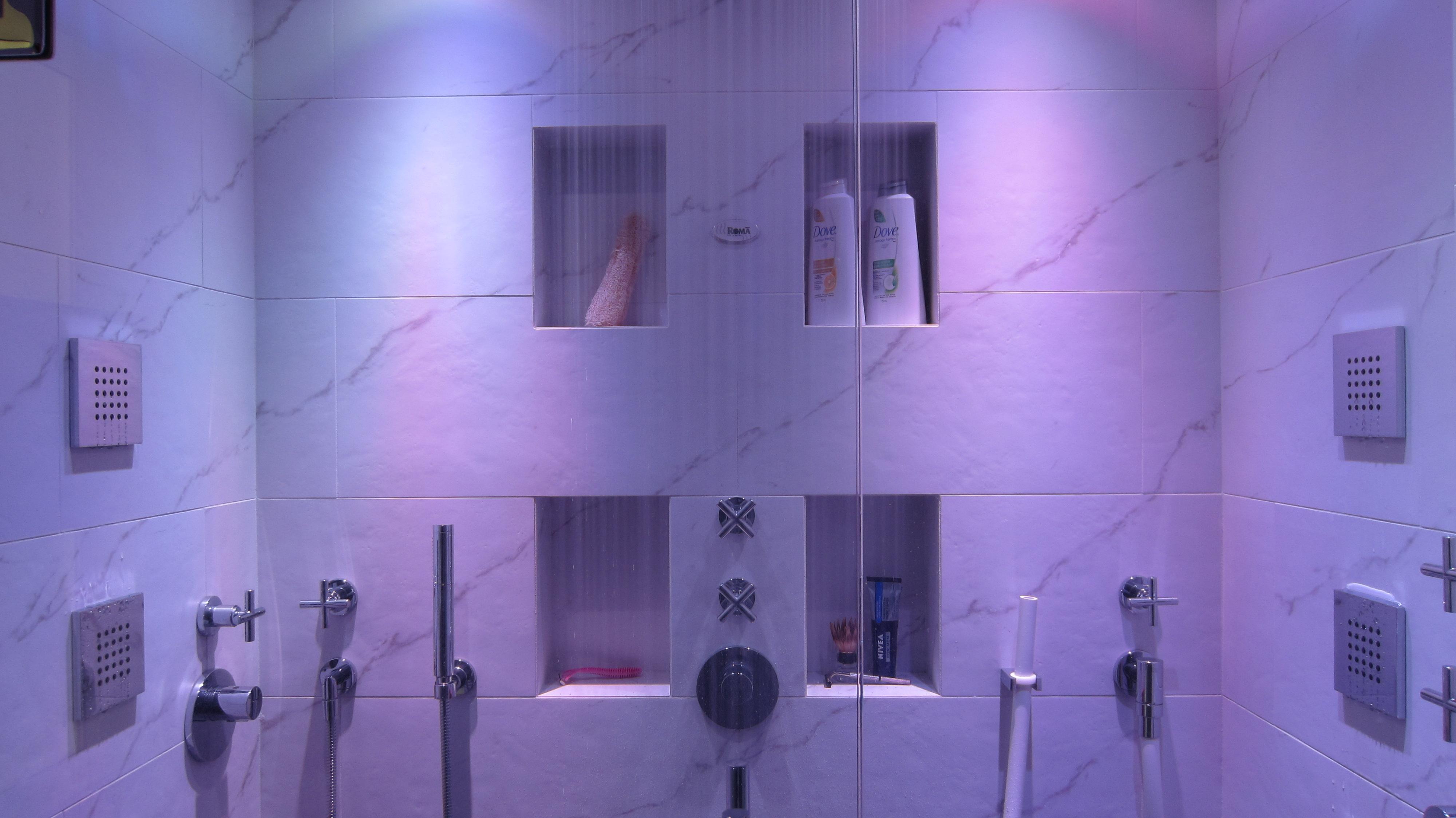 bauhaus 1 bathroom shower. Black Bedroom Furniture Sets. Home Design Ideas